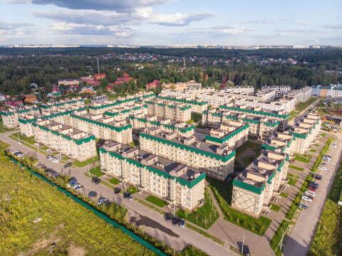 ЖК Одинцовские кварталы (Валь д`Эмероль)